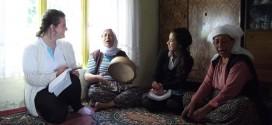 2012 – Delbeğin Orta Asya'dan Yolculuğu