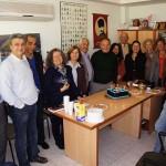 Komite Üyemiz Mehmet Yılmaz'ın Doğum Günü