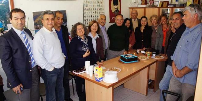 Kurucu Üyemize Sürpriz Doğum Günü Kutlaması