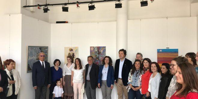 Ressamlar Buluşması Katılımcıları